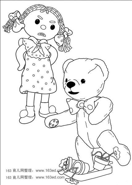 发几个简笔画,给有宝宝的