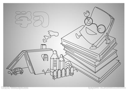 学校床的简笔画步骤