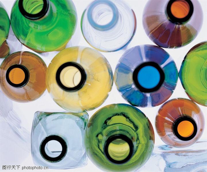 马克笔玻璃瓶素材
