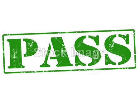 pass fail图片素材