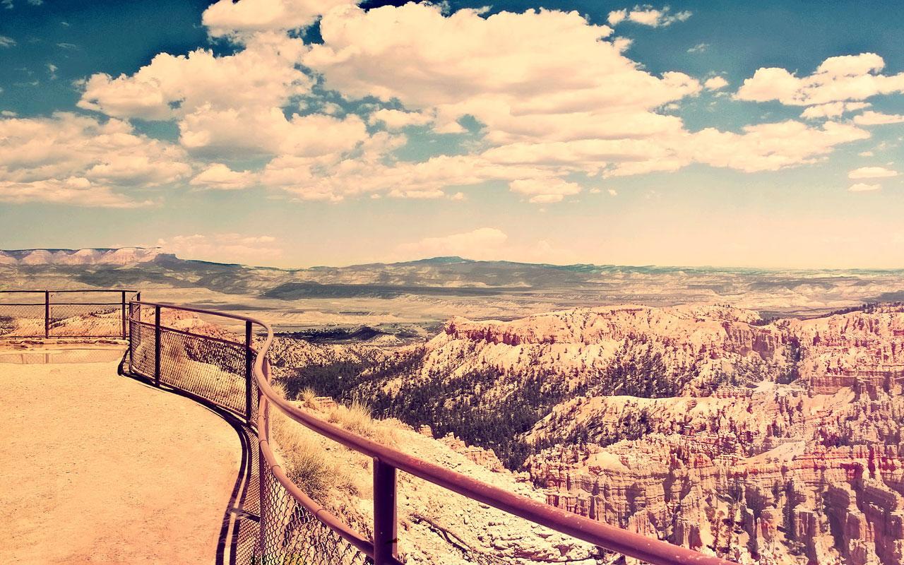 【手机壁纸】唯美暖色风景写真,大自然独特的韵味